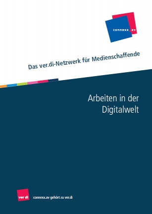 Arbeiten in der Digitalwelt Coverbild